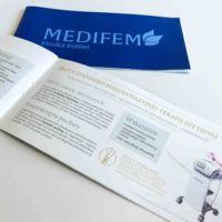 broszury reklamowe Medifem